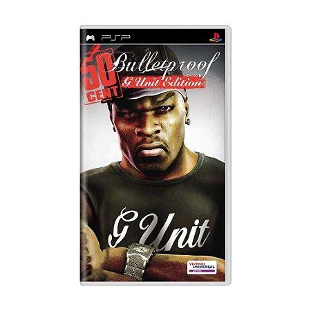 Jogo 50 Cent: Bulletproof G Unit Edition - PSP