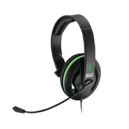 Headset Turtle Beach Ear Force Recon com fio - Xbox One