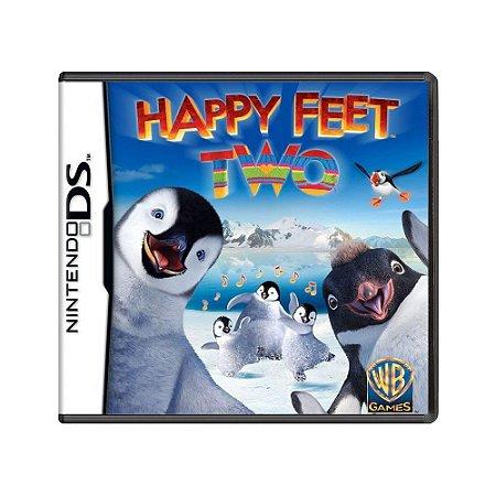 Jogo Happy Feet Two - DS