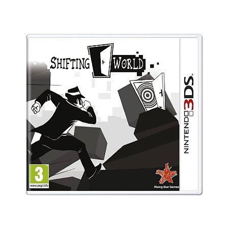 Jogo Shifting World - 3DS (Europeu)