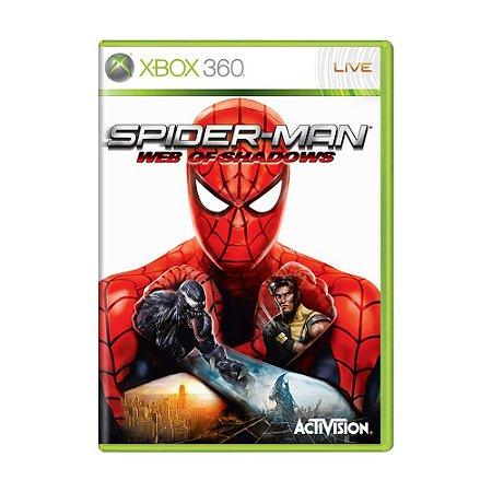 Jogo Spider-Man: Web of Shadows - Xbox 360