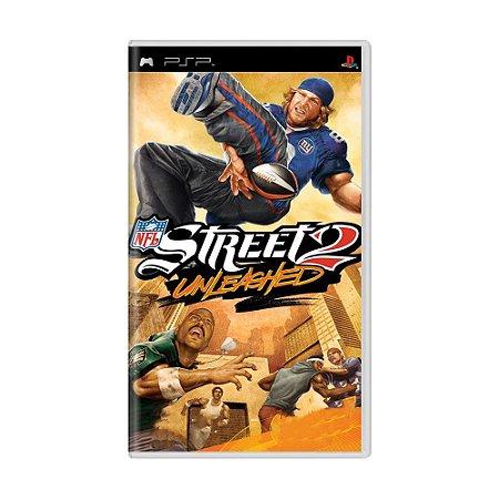Jogo NFL Street 2 Unleashed - PSP