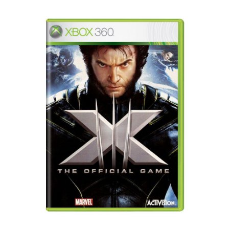 Jogo X-Men: The Official Game - Xbox 360
