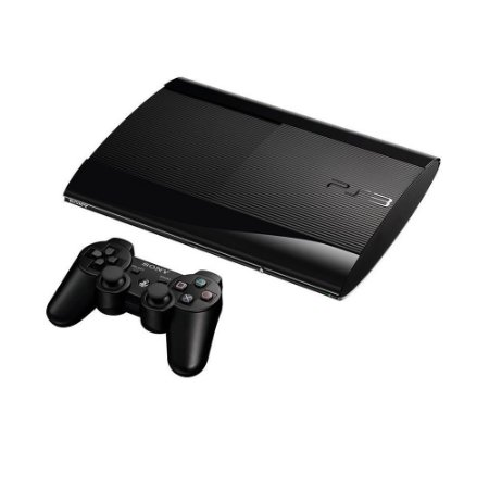 Console PlayStation 3 Super Slim 120GB - Sony (Defeito na entrada HDMI)