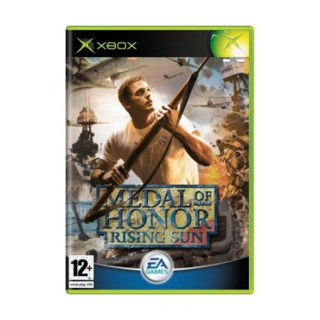 Jogo Medal of Honor: Rising Sun - Xbox (Europeu)