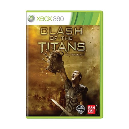 Jogo Clash of The Titans - Xbox 360