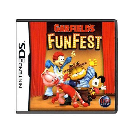Jogo Garfield's Fun Fest - DS