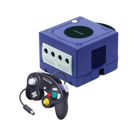 Console Nintendo GameCube Roxo - Nintendo