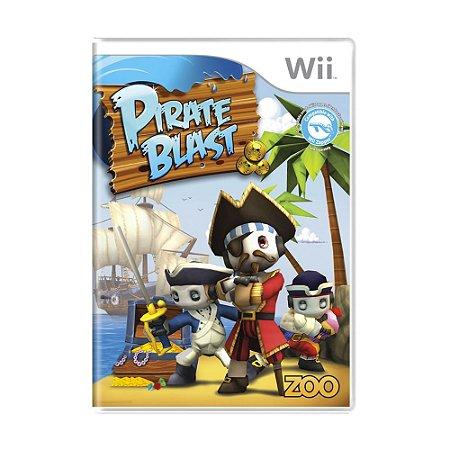 Jogo Pirate Blast - Wii