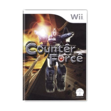Jogo Counter Force - Wii
