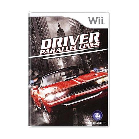 Jogo Driver: Parallel Lines - Wii