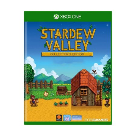 Jogo Stardew Valley (Collector's Edition) - Xbox One