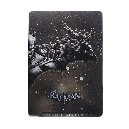 Jogo Batman: Arkham Origins (SteelCase) (Collector's Edition) - Xbox 360