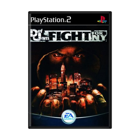 Jogo Def Jam: Fight for NY - PS2