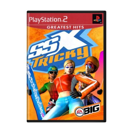 Jogo SSX Tricky - PS2