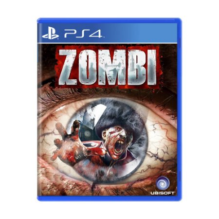 Jogo Zombi - PS4