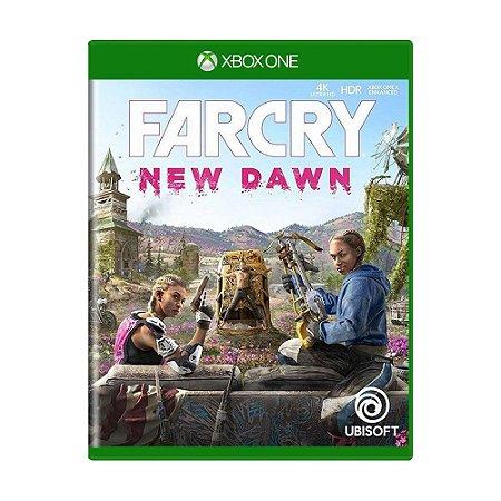 Jogo Far Cry: New Dawn - Xbox One
