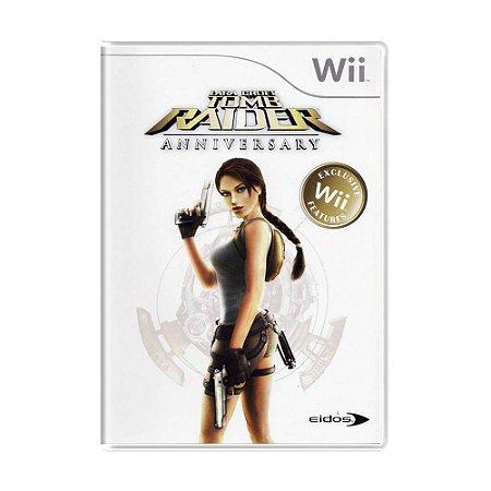 Jogo Tomb Raider: Anniversary - Wii