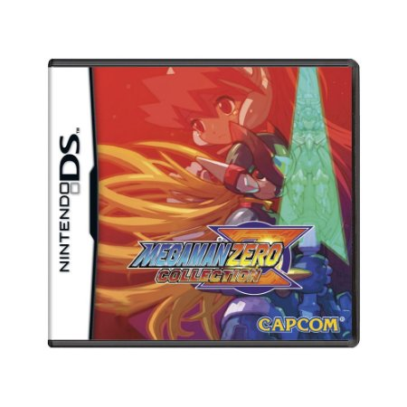 Jogo Megaman Zero Collection - DS