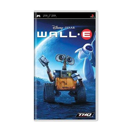 Jogo Wall-E - PSP