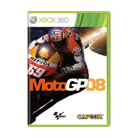 Jogo Moto GP 08 - Xbox 360