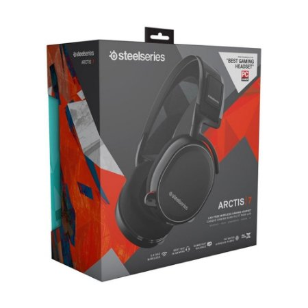 Headset Steelseries Arctis 7 - PC, PS4 e Xbox One