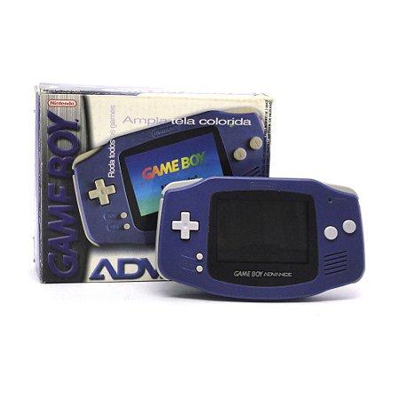 Console Game Boy Advance Roxo - Nintendo