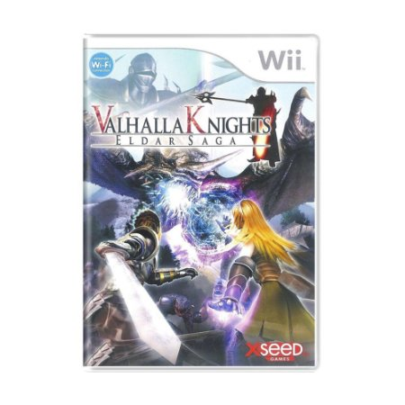 Jogo Valhalla Knights: Eldar Saga - Wii