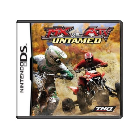 Jogo MX vs. ATV Untamed - DS