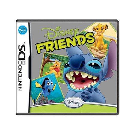 Jogo Disney Friends - DS