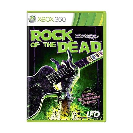 Jogo Rock of the Dead - Xbox 360