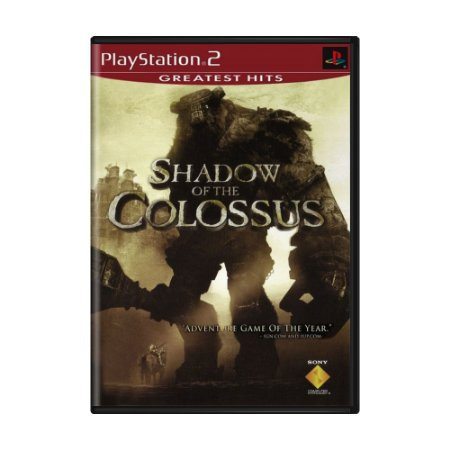 Jogo Shadow of the Colossus - PS2