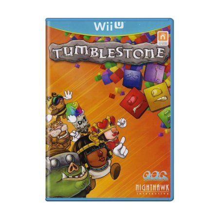 Jogo Tumblestone - Wii U