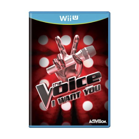 Jogo The Voice: I Want You - Wii U