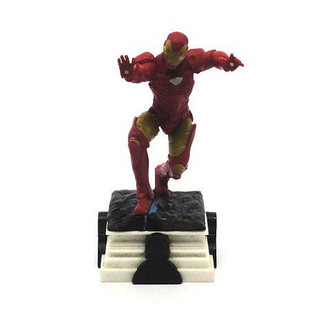 Peça de Xadrez Marvel: Homem de Ferro