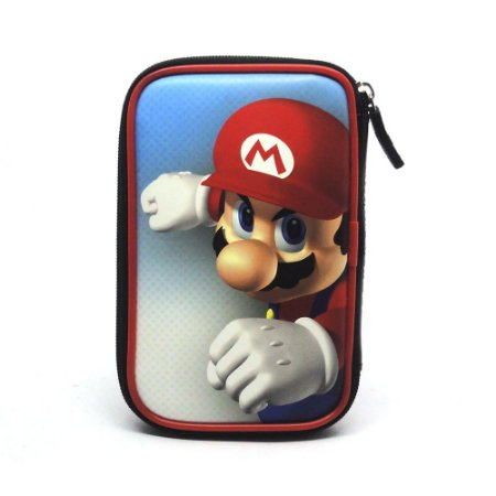 Case Super Mario - 3DS