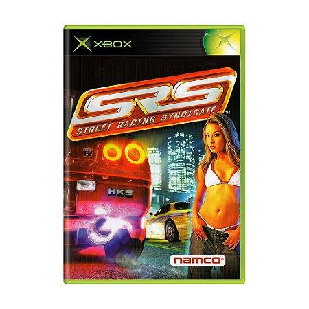 Jogo SRS: Street Racing Syndicate - Xbox