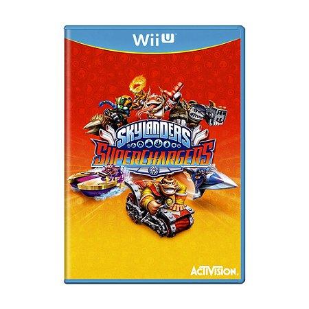 Jogo Skylanders: Superchargers - Wii U