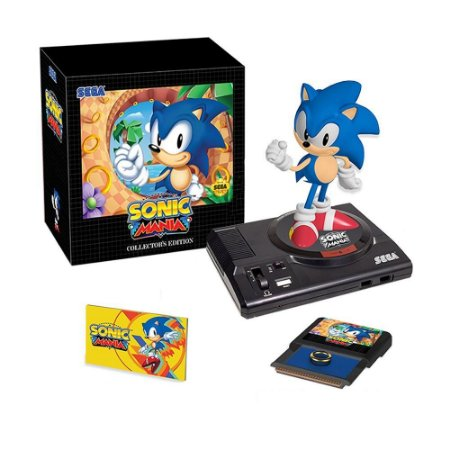 Jogo Sonic Mania (Collector's Edition) - PS4