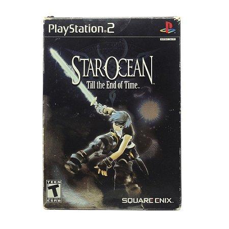 Jogo Star Ocean: Till the End of Time - PS2