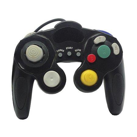 Controle Paralelo GameCube com fio - GameCube
