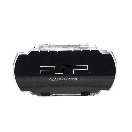 Case Acrílica preta - PSP