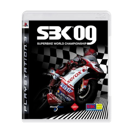 Jogo SBK-09: Superbike World Championship - PS3