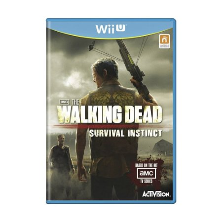 Jogo The Walking Dead: Survival Instinct - Wii U
