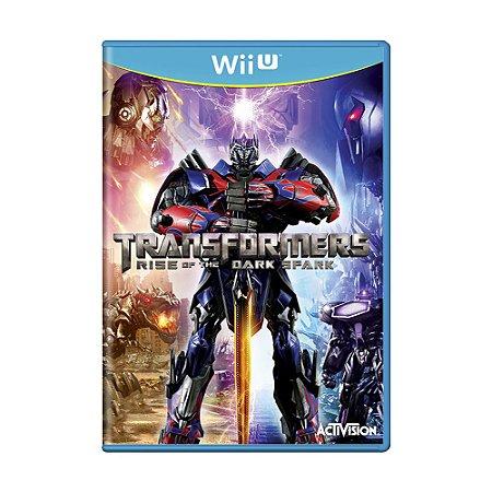 Jogo Transformers: Rise of the Dark Spark - Wii U