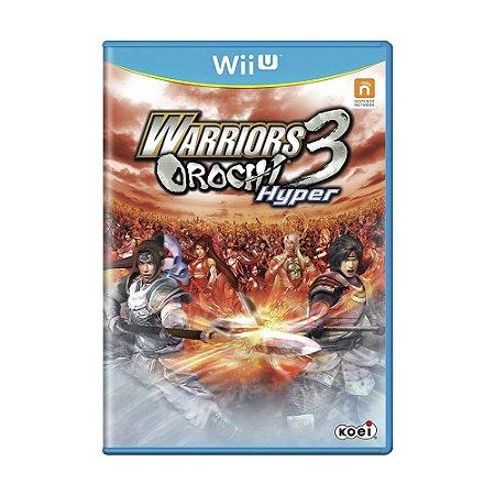 Jogo Warriors Orochi 3 Hyper - Wii U