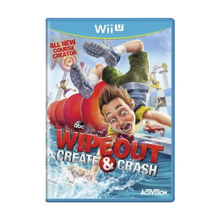 Jogo Wipeout: Create & Crash - Wii U