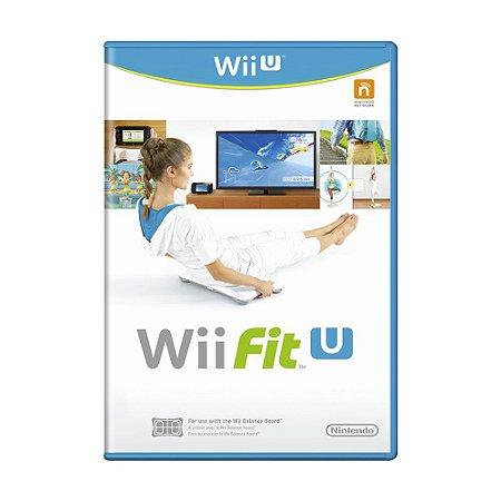 Jogo Wii Fit U - Wii U