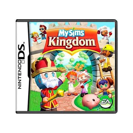 Jogo MySims Kingdom - DS