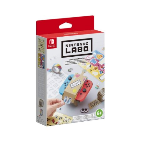 Nintendo Labo Customisation Set - Switch